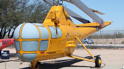 48-0548 - Sikorsky H-5G Dragonfly - United States - US Air Force (USAF)