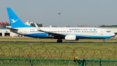 B-1579 - Boeing 737-85C - Xiamen Airlines