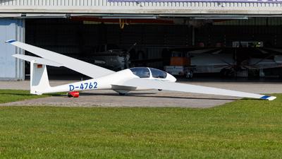D-4762 - Schleicher ASK-21 - Fliegerclub Moosburg