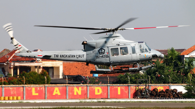 HU-4205 - IPTN NB-412S - Indonesia - Navy