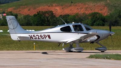 N526PW - Cirrus SR22T - Private
