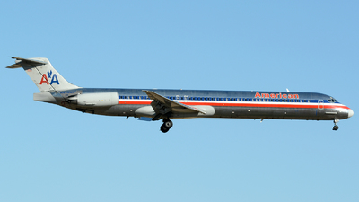 N438AA - McDonnell Douglas MD-82 - American Airlines