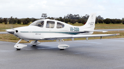A picture of VHDSB - Cirrus SR22 - [0238] - © Brenden