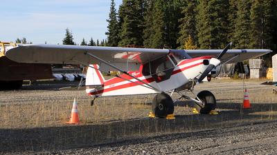 A picture of N9786P - Piper PA18150 Super Cub - [187609029] - © Jeroen Stroes