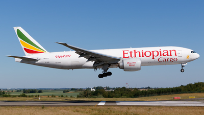 A picture of ETARK - Boeing 777F60 - Ethiopian Airlines - © Matteo Lamberts