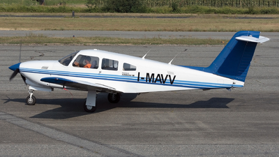 I-MAVV - Piper PA-28RT-201T Turbo Arrow IV - Air Vergiate