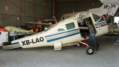 XB-LAO - Cessna T210F Turbo Centurion - Private