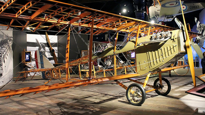 - Curtiss JN-4D Jenny - United States - US Army Air Service