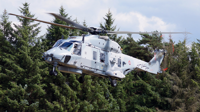 12 - NH Industries NH-90NFH - France - Navy
