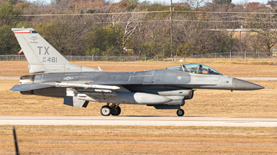 85-1481 - General Dynamics F-16C Fighting Falcon - United States - US Air Force (USAF)