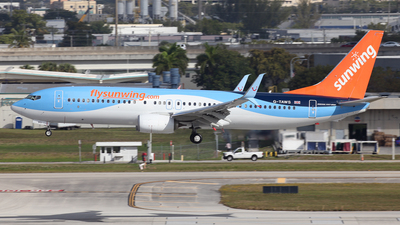 G-TAWS - Boeing 737-8K5 - Sunwing Airlines (TUI)