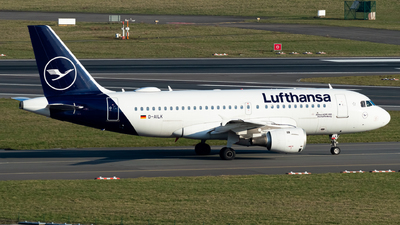 A picture of DAILK - Airbus A319114 - Lufthansa - © Kyan Rossignol