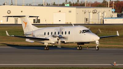 C-GPBG - Beech 1900D - Provincial Airlines