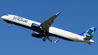 D-AYAJ - Airbus A321-231 - jetBlue Airways