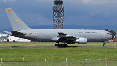 FAC1202 - Boeing 767-2J6(ER)(MMTT) - Colombia - Air Force