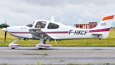 A picture of FHKCF - Cirrus SR22 - [3874] - © Cibulka Tomas