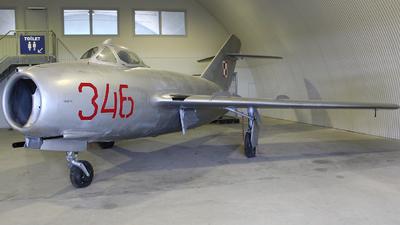 346 - Mikoyan-Gurevich MiG-15 Fagot - Private