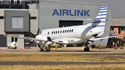ZS-OEX - British Aerospace Jetstream 41 - Airlink