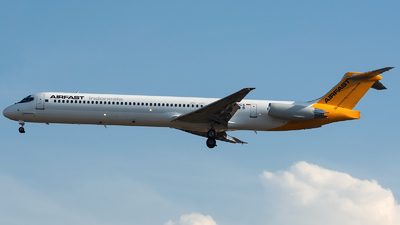PK-OCS - McDonnell Douglas MD-83 - Airfast Indonesia