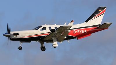 D-FKMS - Socata TBM-930 - Private