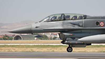 07-1019 - General Dynamics F-16D Fighting Falcon - Turkey - Air Force