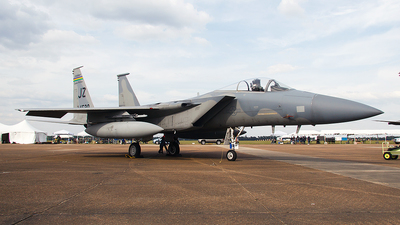 78-0520 - McDonnell Douglas F-15C Eagle - United States - US Air Force (USAF)