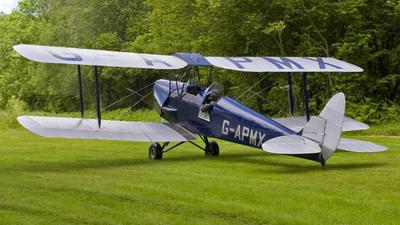 A picture of GAPMX - De Havilland DH82 Tiger Moth - [85645] - © Brian Whitelegg