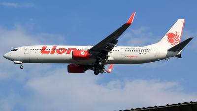 A picture of PKLSI - Boeing 7379GP(ER) - Lion Air - © M. Raykahn Ariga