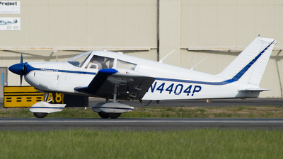 N4404P - Piper PA-28-235 Cherokee - Private