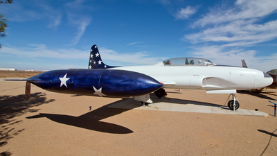 51-4533 - Lockheed T-33A Shooting Star - United States - US Air Force (USAF)