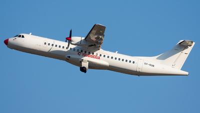 A picture of OYRUB - ATR 72202 - DAT - © traffico_aereo