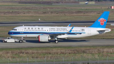 F-WWDG - Airbus A320-251N - China Southern Airlines