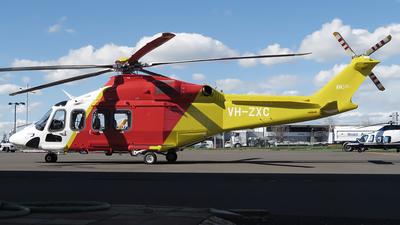 VH-ZXC - Agusta-Westland AW-139 - Northern Region Helicopter Rescue Service