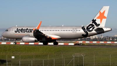 VH-VFU - Airbus A320-232 - Jetstar Airways