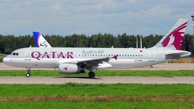 A7-AHC - Airbus A320-232 - Qatar Airways
