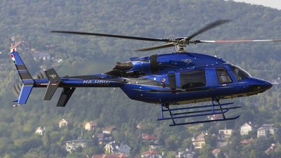 HA-HBW - Bell 427 - FLY4less
