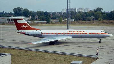 CCCP-65619 - Tupolev Tu-134A - Interflug