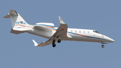 PP-WIN - Bombardier Learjet 60 - Private