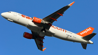 G-EZOC - Airbus A320-214 - easyJet