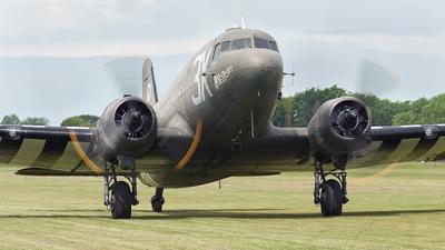 N473DC - Douglas C-47A Skytrain - Private