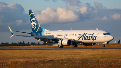 A picture of N516AS - Boeing 737890 - Alaska Airlines - © Ethan Peters