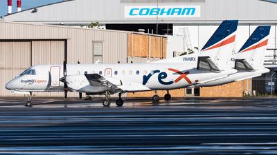VH-NRX - Saab 340B - Regional Express (REX)