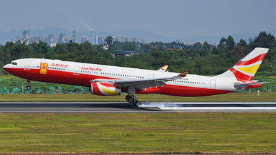 B-1004 - Airbus A330-343 - Lucky Air
