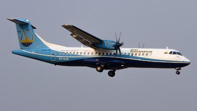 XY-AJO - ATR 72-212A(600) - Mann Yadanarpon Airlines