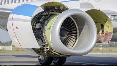 SP-ENK - Boeing 737-46J - Enter Air