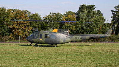73-52 - Bell UH-1D Iroquois - Germany - Army
