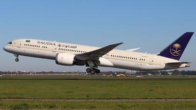 HZ-AR11 - Boeing 787-9 Dreamliner - Saudi Arabian Airlines