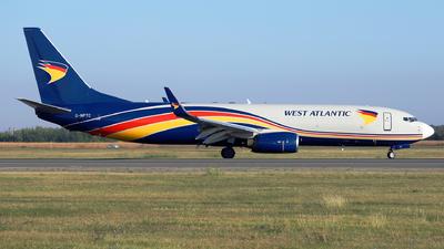 G-NPTC - Boeing 737-83N(BCF) - West Atlantic Airlines