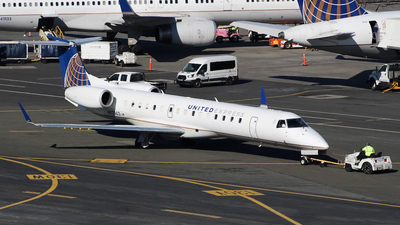 A picture of N12163 - Embraer ERJ145XR - United Airlines - © Seb Aviation
