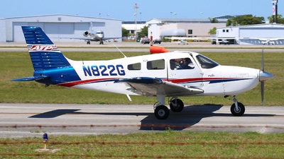 N822G - Piper PA-28-181 Archer - ATP Flight School